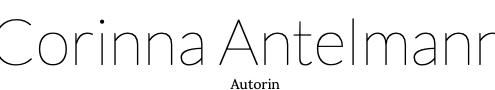 Corinna Antelmann bloggt